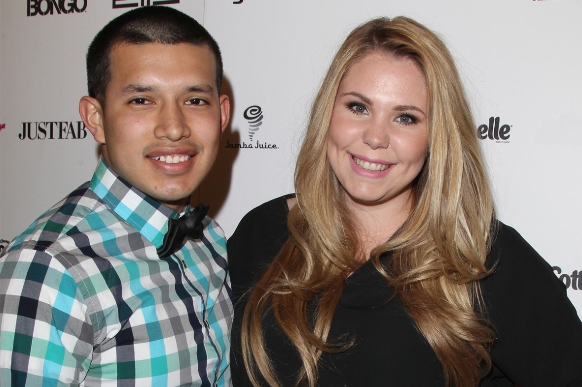 kailyn lowry javi marroquin getty images