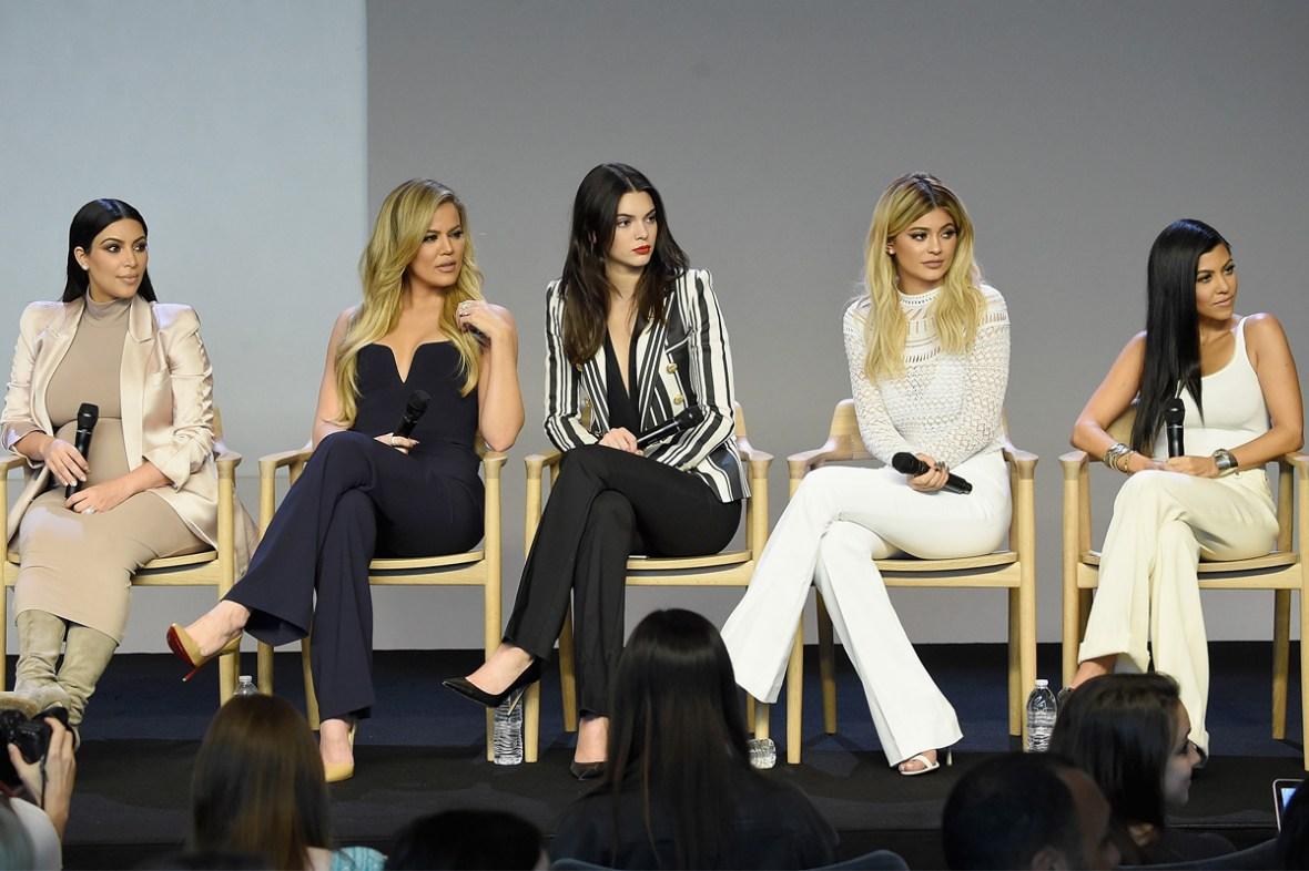 kardashian-jenner family
