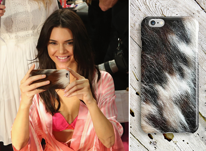 kendall jenner phone
