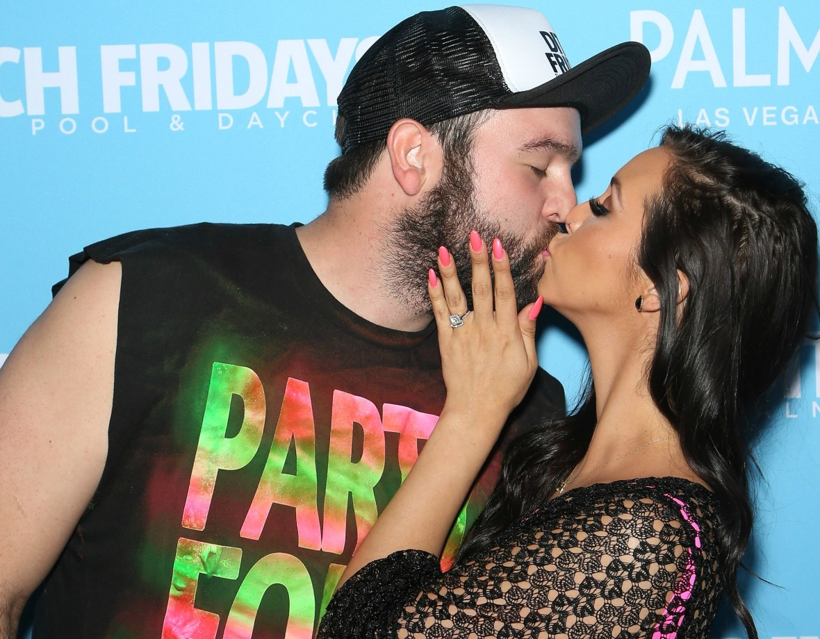 mike shay scheana marie