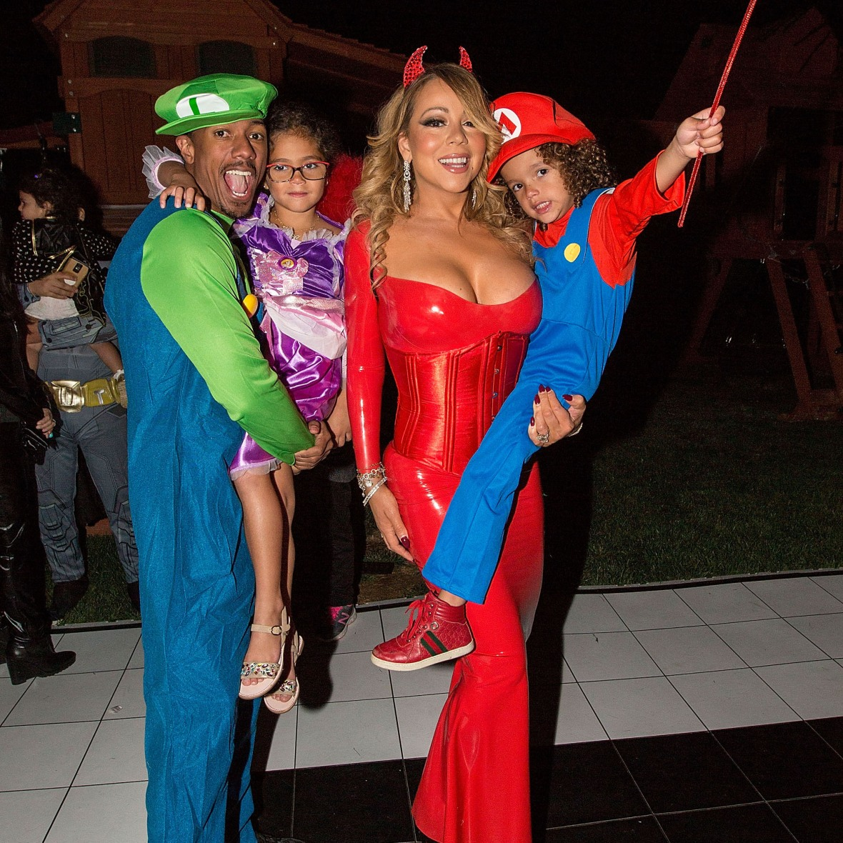 nick cannon mariah carey getty images