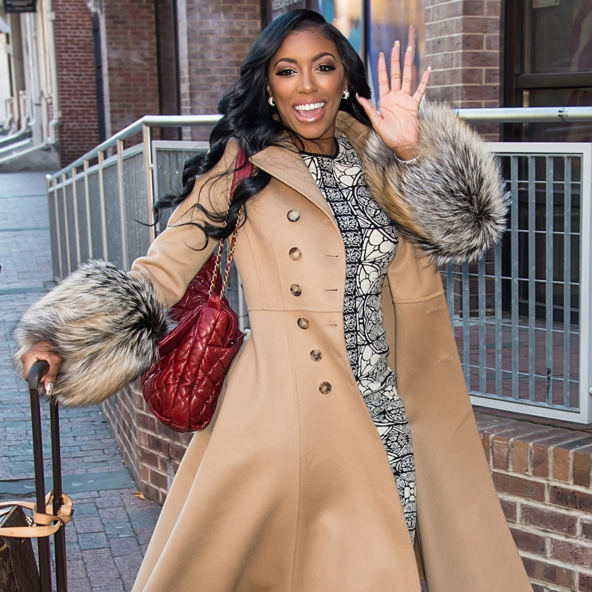 porsha williams getty images