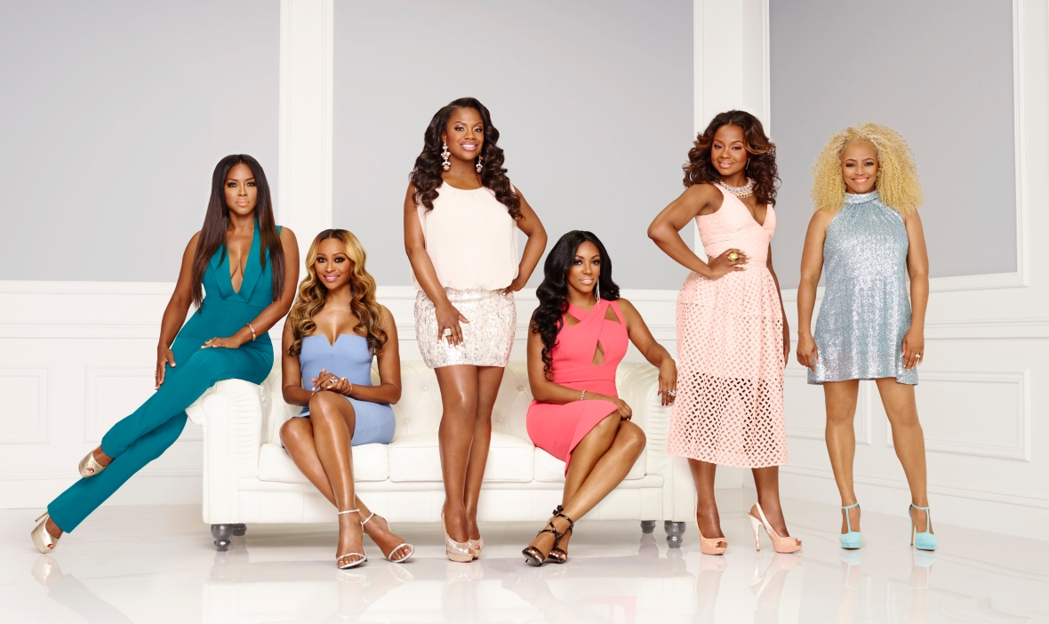 real housewives of atlanta getty images