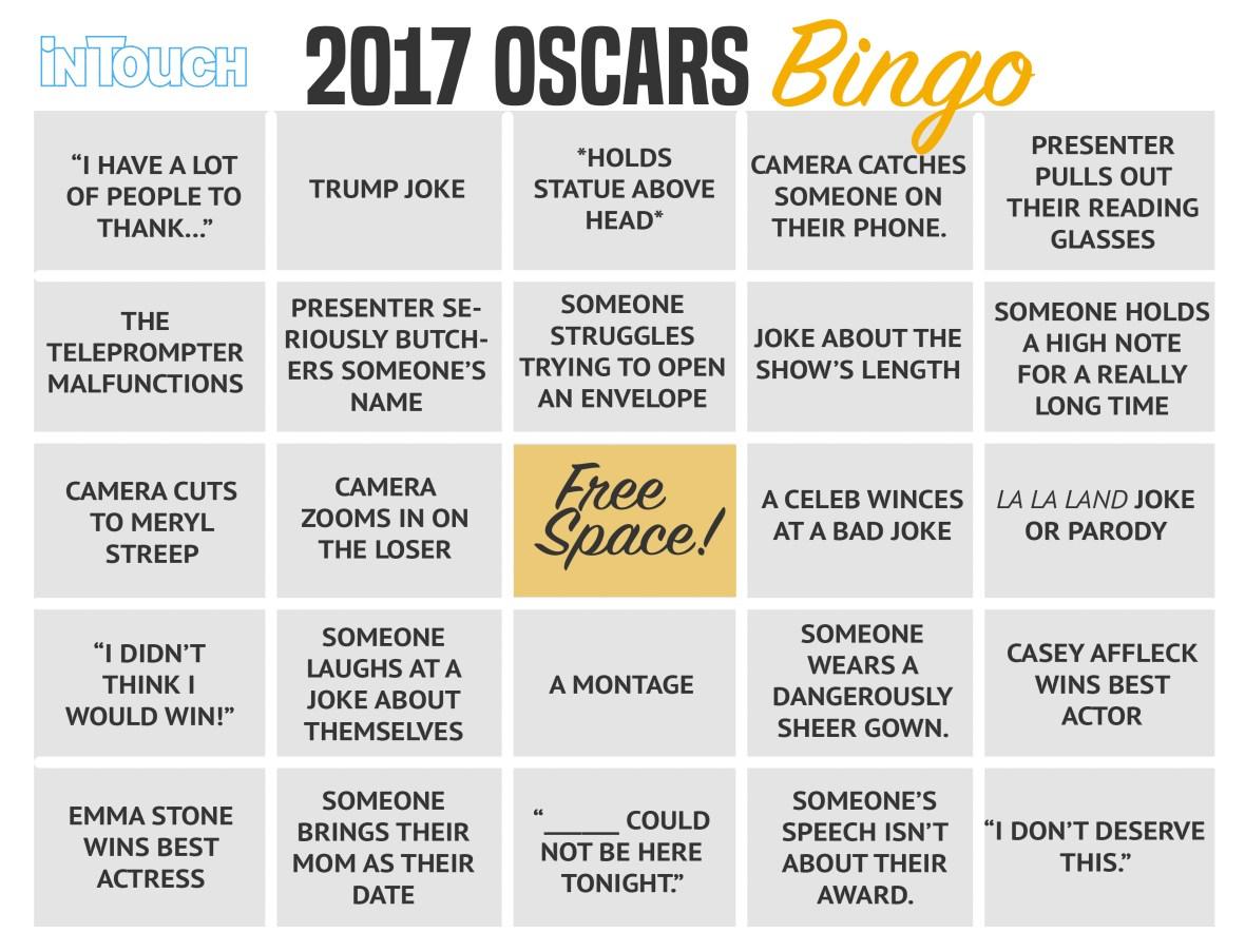 oscars 2017 bingo it