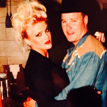 anna nicole smith in touch