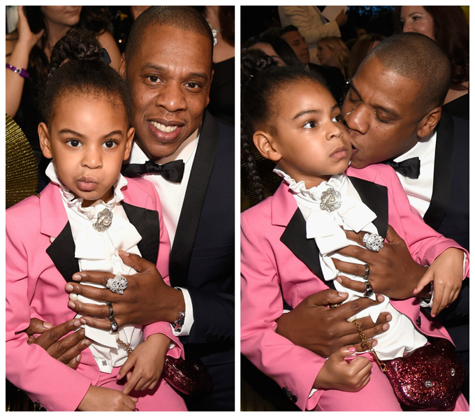 blue ivy getty images