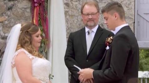 catelynn lowell tyler baltierra wedding mtv
