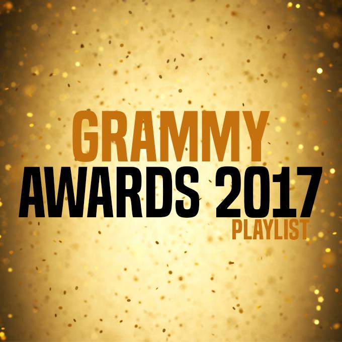 grammys 2017 playlist