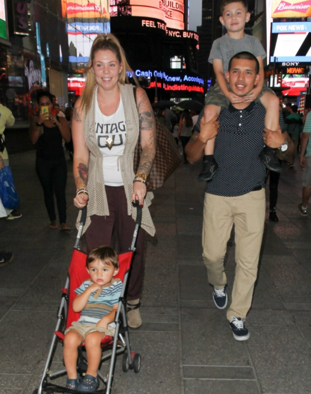 kailyn lowry javi marroquin getty