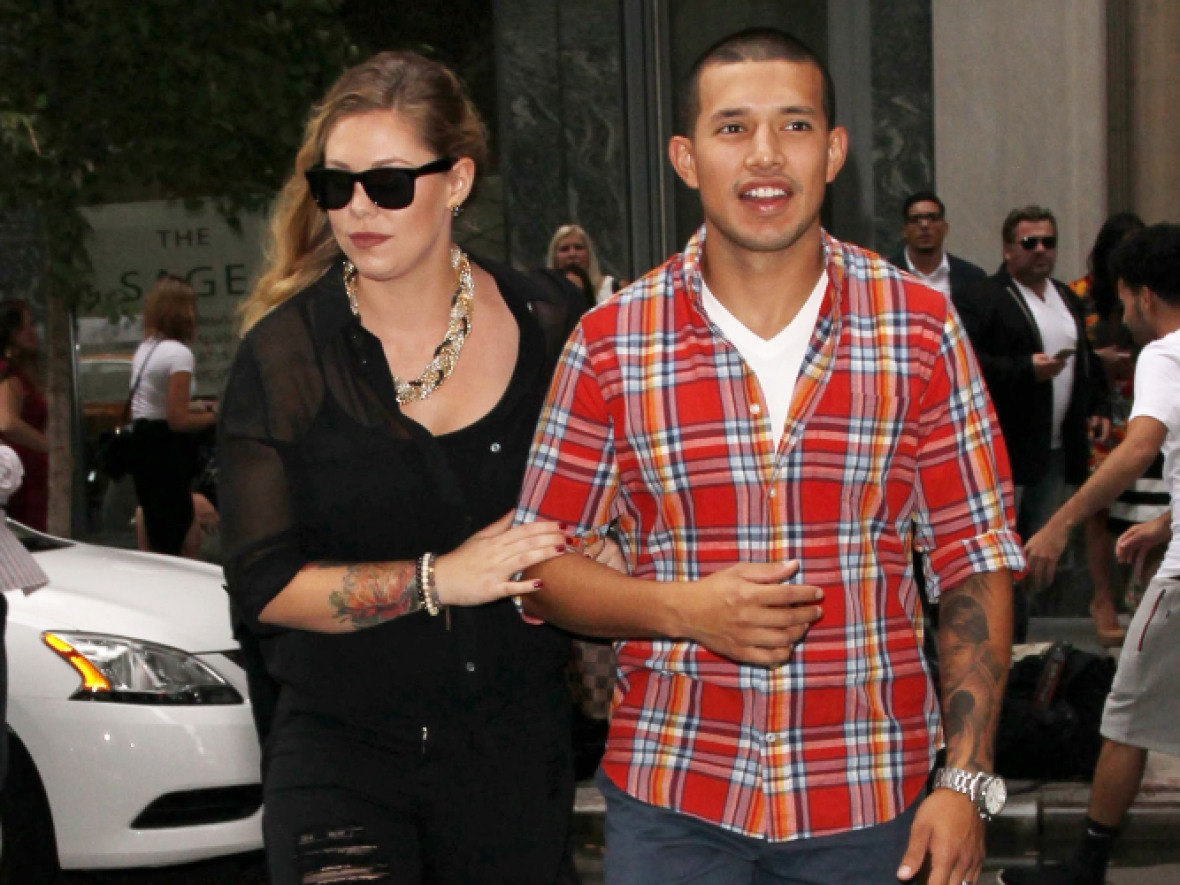 kailyn lowry and javi marroquin (getty images)