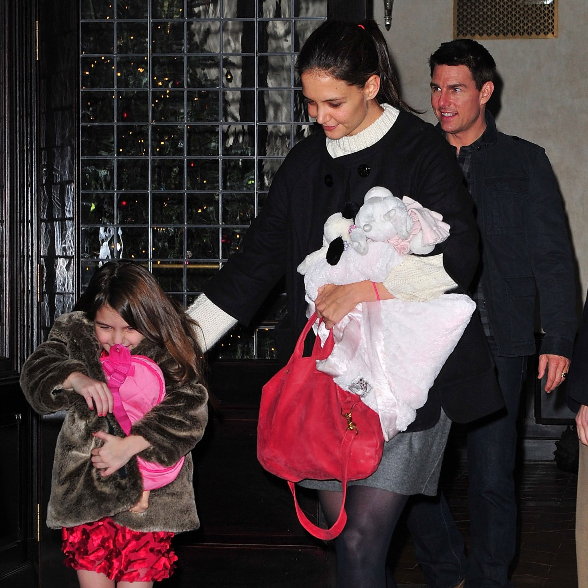 tom cruise katie holmes suri getty images