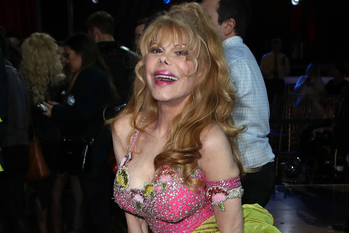 Discussion on this topic: Swoosie Kurtz, charo/