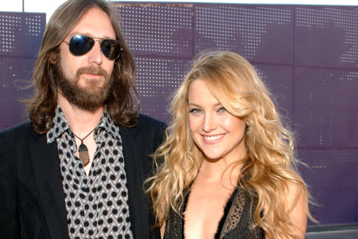 chris robinson kate hudson getty images