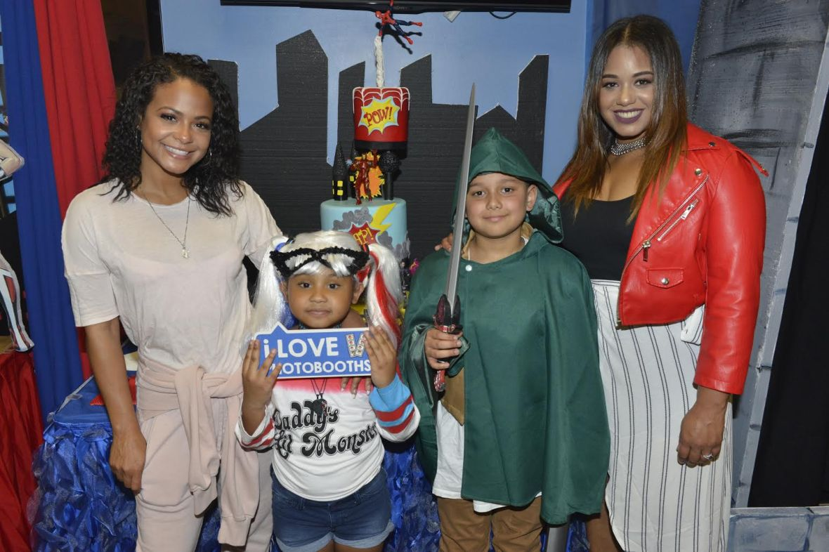 christina milian daughter birthday