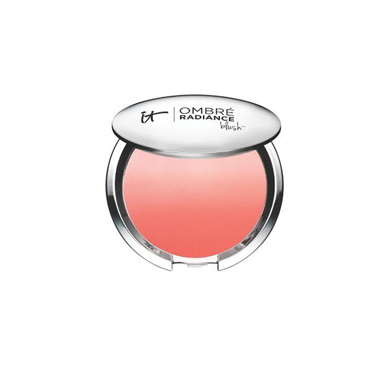 it cosmetics ombre radiance coral
