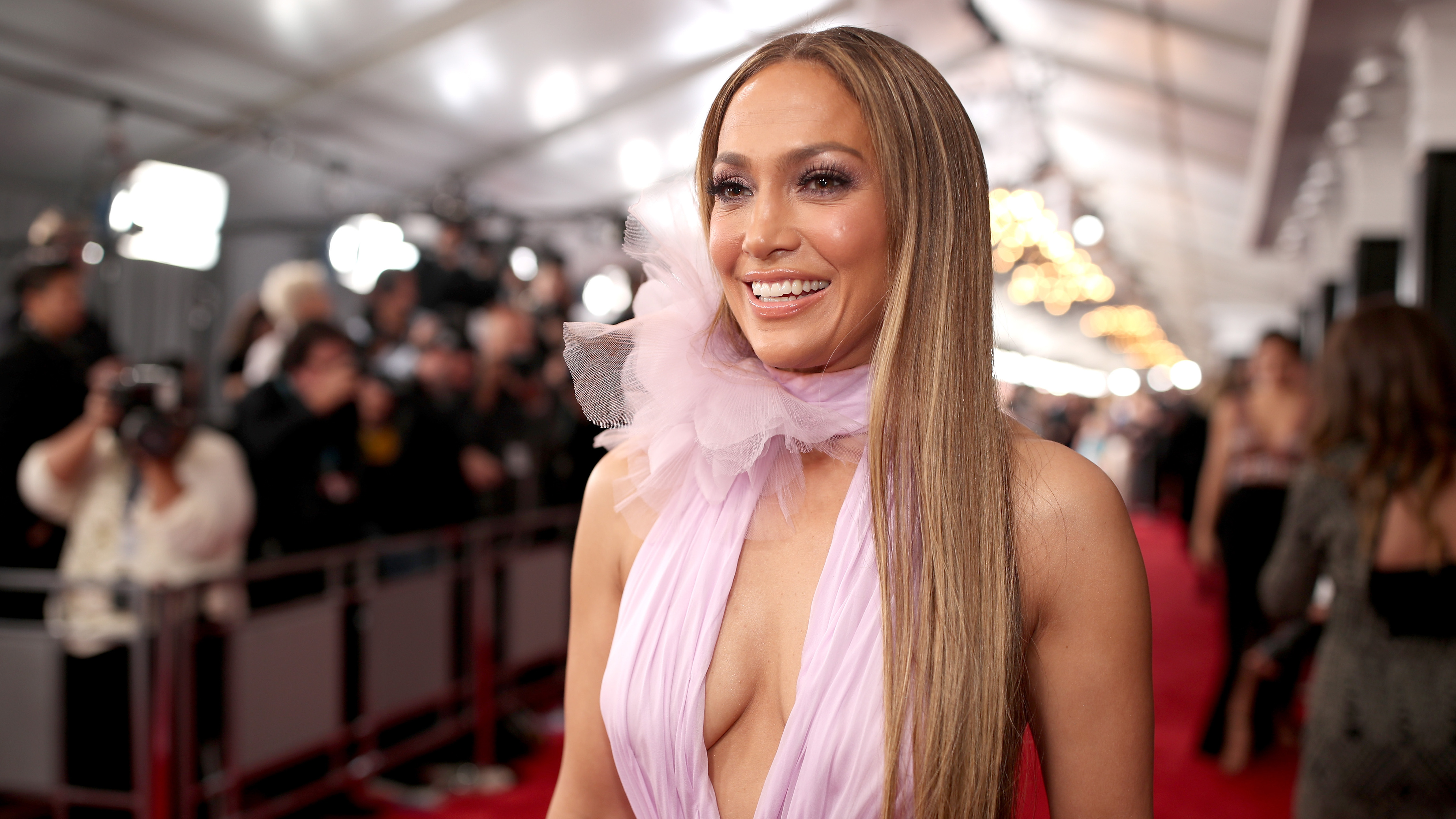 Jennifer Lopez Hints That She Has Made a Sex Tape — Watch