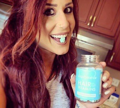 85a1a3f5a3468 Sugar Bear Hair Gummies  We Try the Blue Pills the Kardashians Love