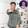 Inset Photo of Pauly D in 2020 Over Photo of Pauly D in 2010