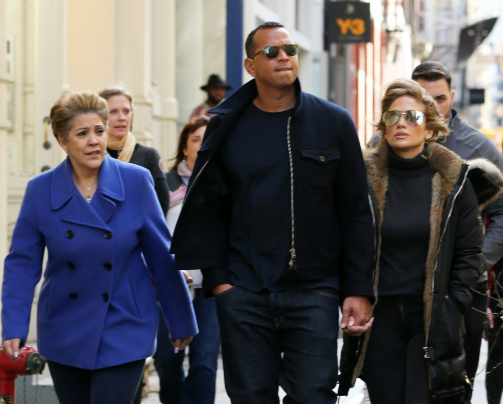 jennifer lopez alex rodriguez splash
