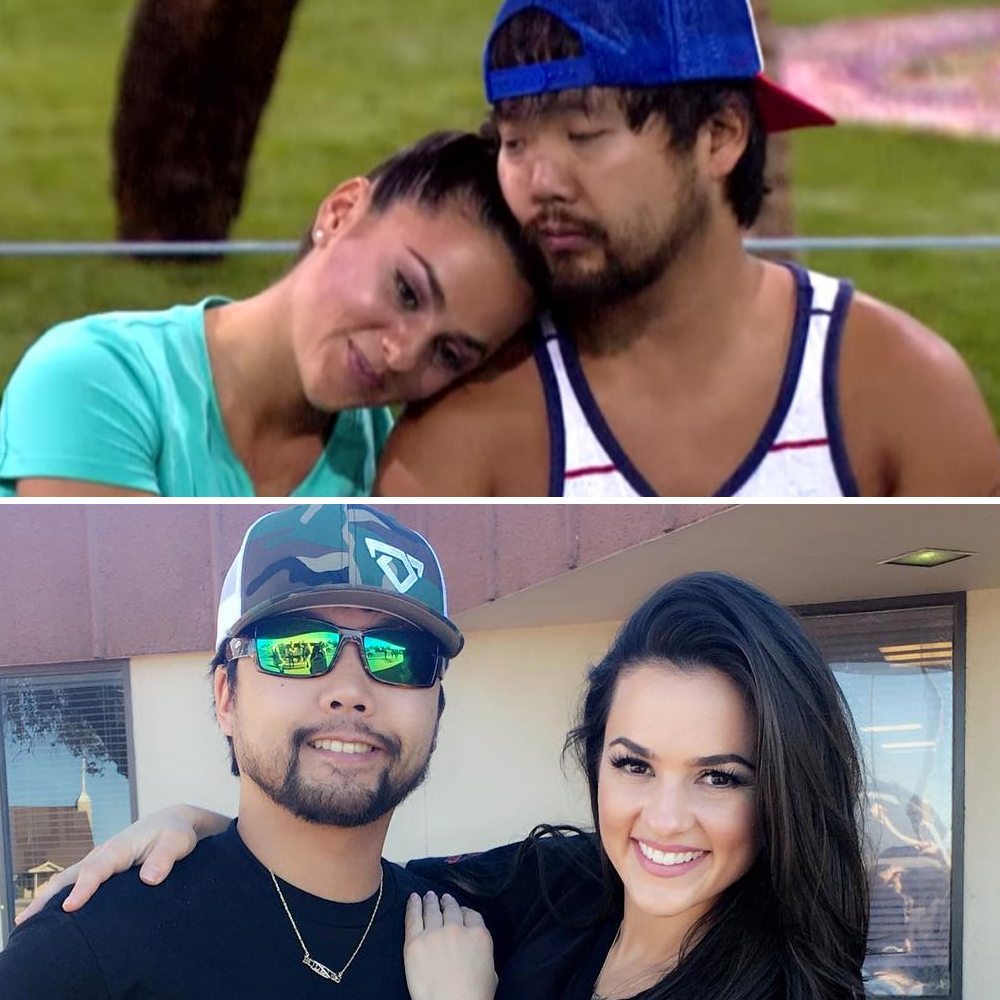 Big Brother 14 Danielle en Dominic dating