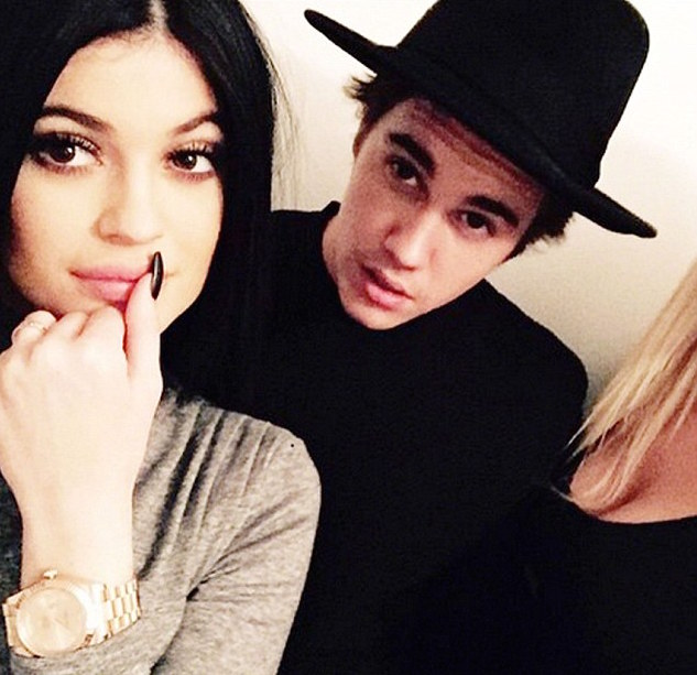 justin dating kylie