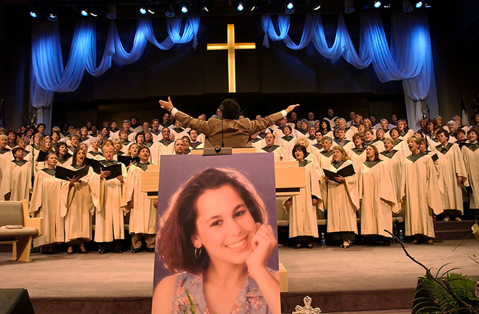 laci peterson getty images