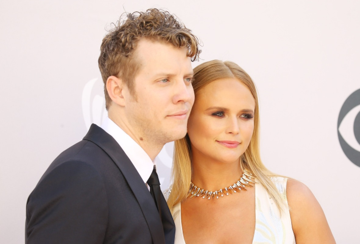 miranda lambert anderson east getty images