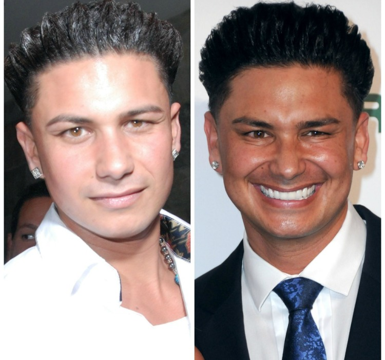 What Does Pauly D Look Like Today See His New Look
