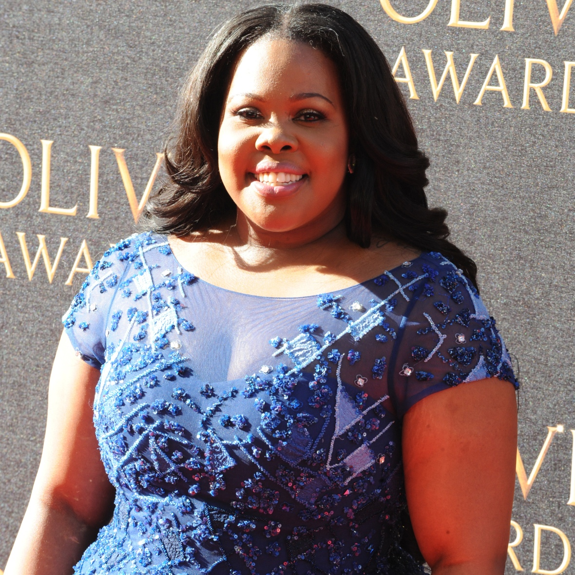 amber riley getty images