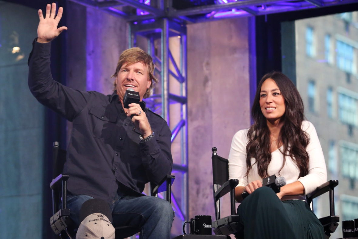 chip joanna gaines getty images