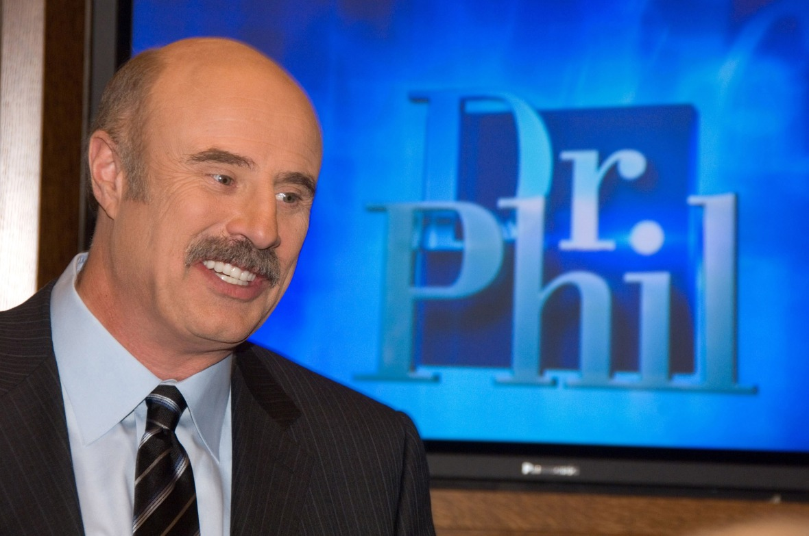 dr. phil getty images