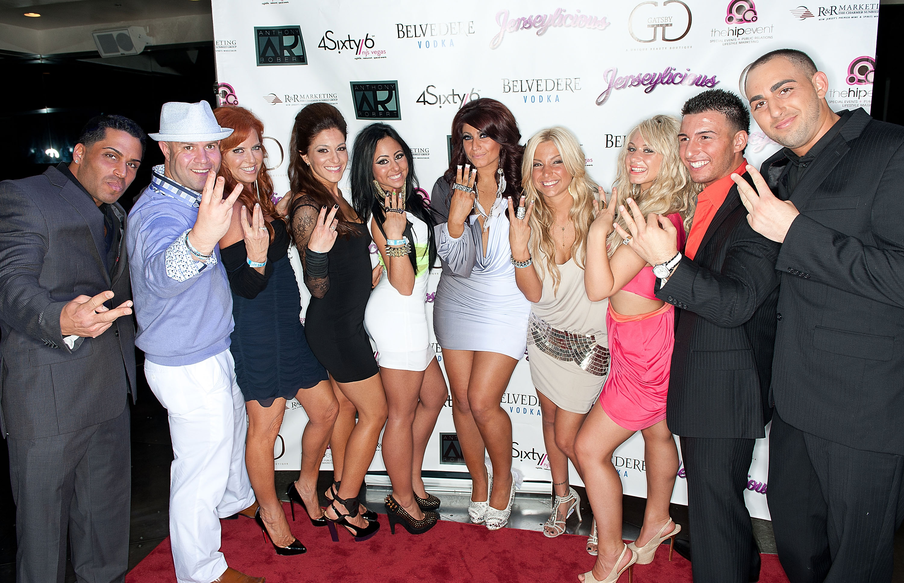 Where Is the Cast of 'Jerseylicious' Today? See Then and Now Photos
