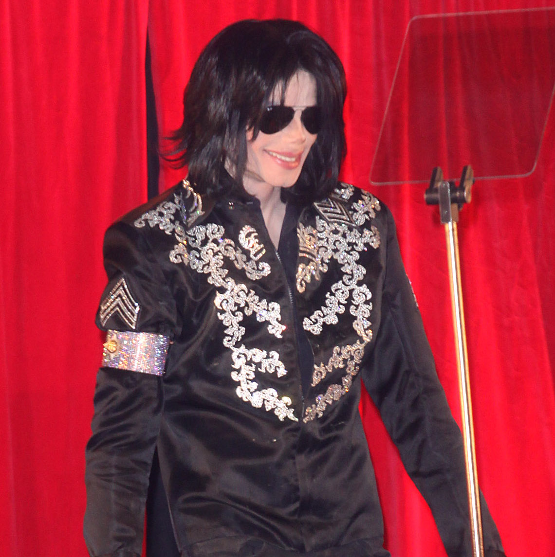 michael jackson getty images