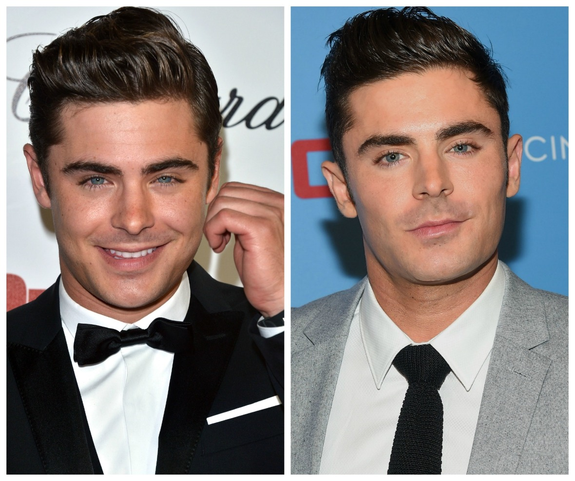 zac efron 2012-2017 getty images