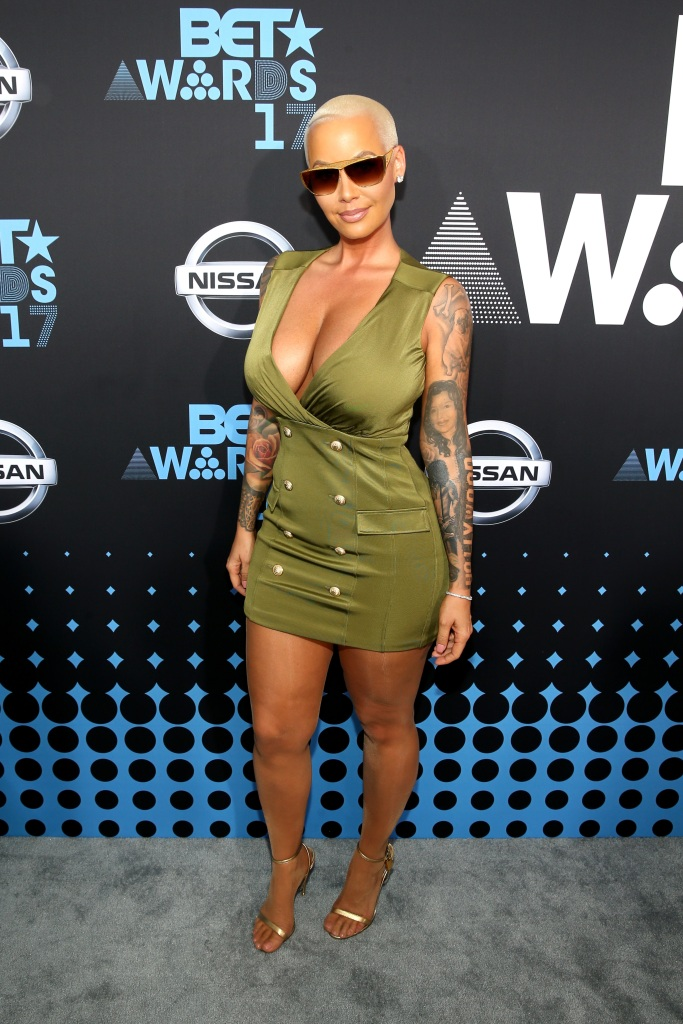 Amber Rose Is Giving You a Chance to Win a Free Trip to Las Vegas to See Pitbull Perform Live