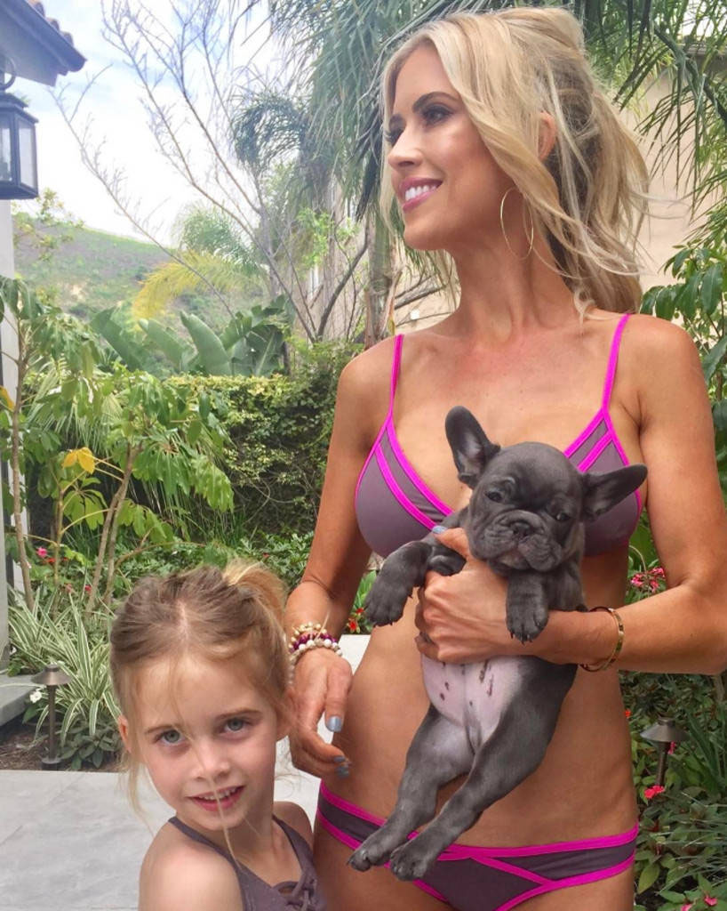 Christina El Moussa Stuns In Sexy Bikini Pics See Them Here