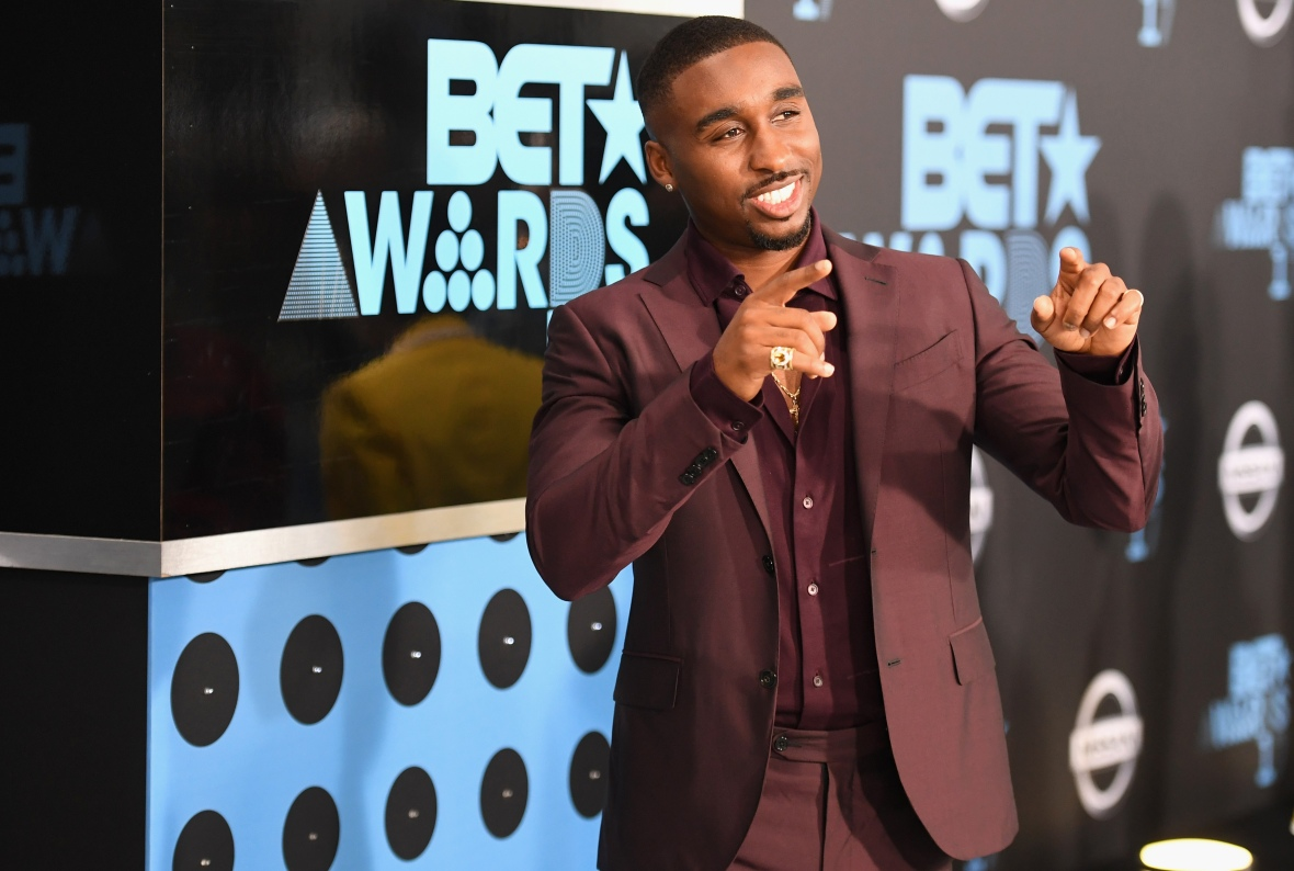 demetrius shipp jr. getty images
