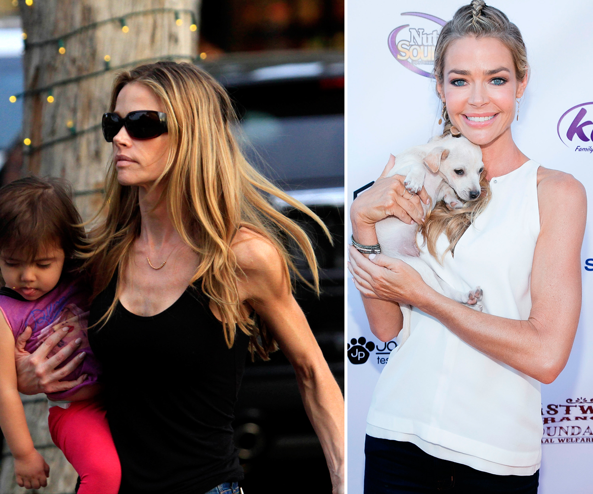 Denise Richards Weight Loss