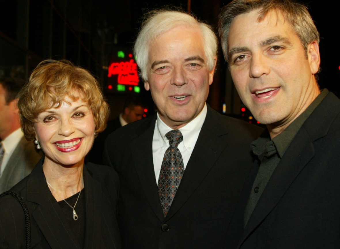 george clooney parents getty images