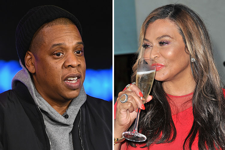 jay z tina lawson getty images