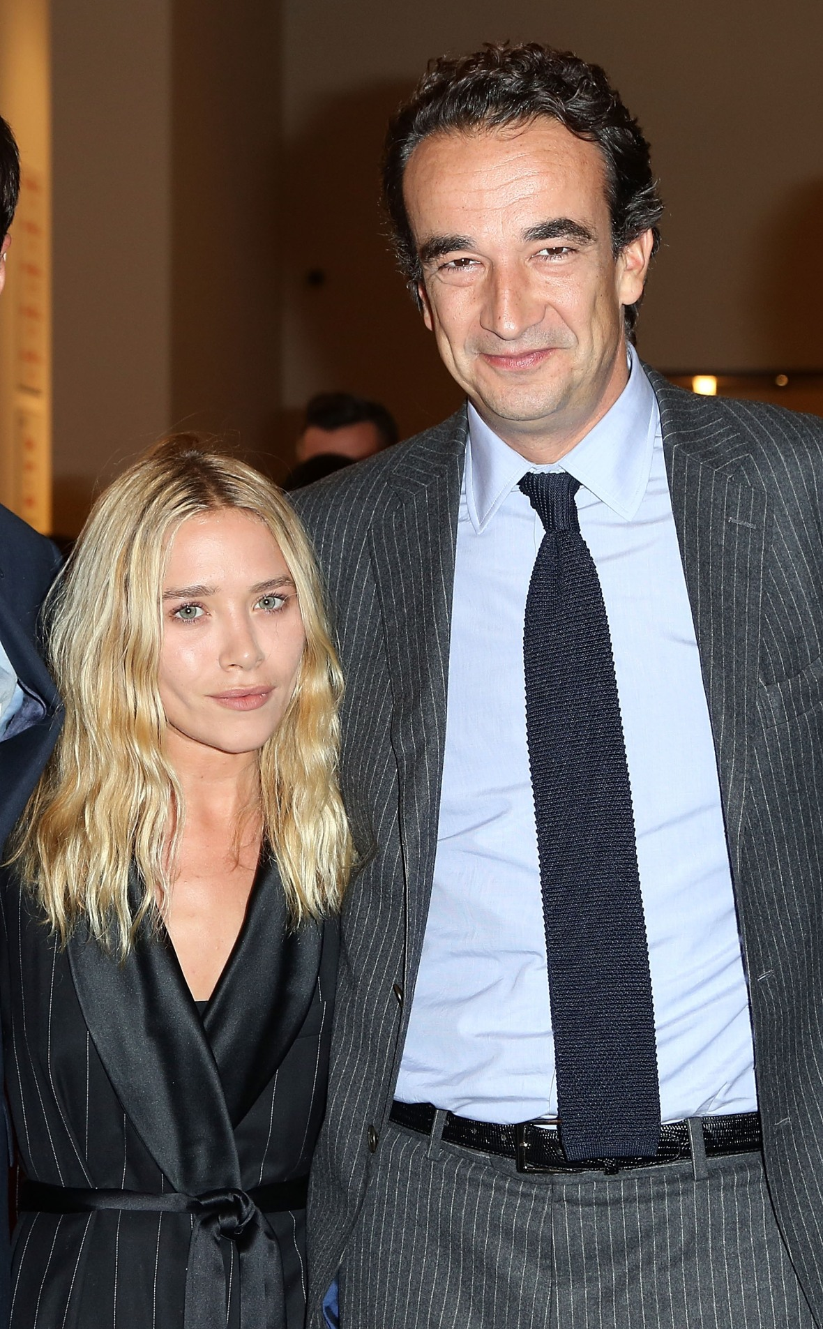 mary-kate olsen and husband, olivier sarkozy