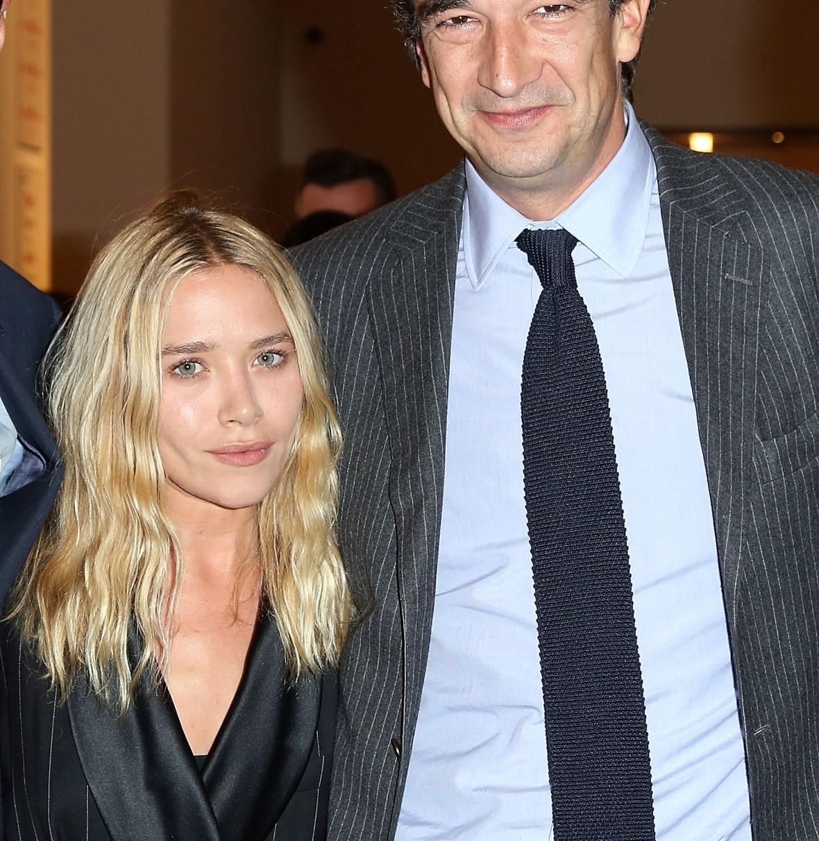 Mary Kate Olsen dating Olivier