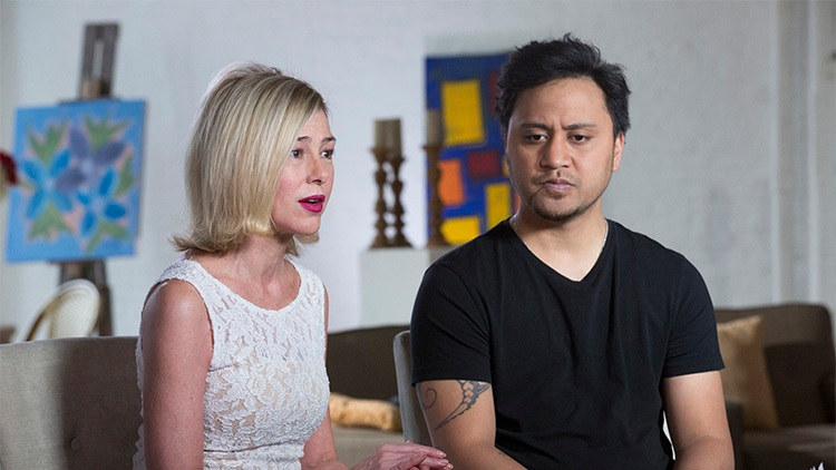 Mary Kay Letourneau and Vili Fualaau