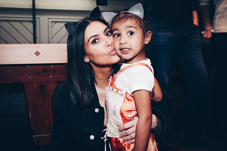 Kim Kardashian Threw North an Epic Party at Chuck E. Cheese's