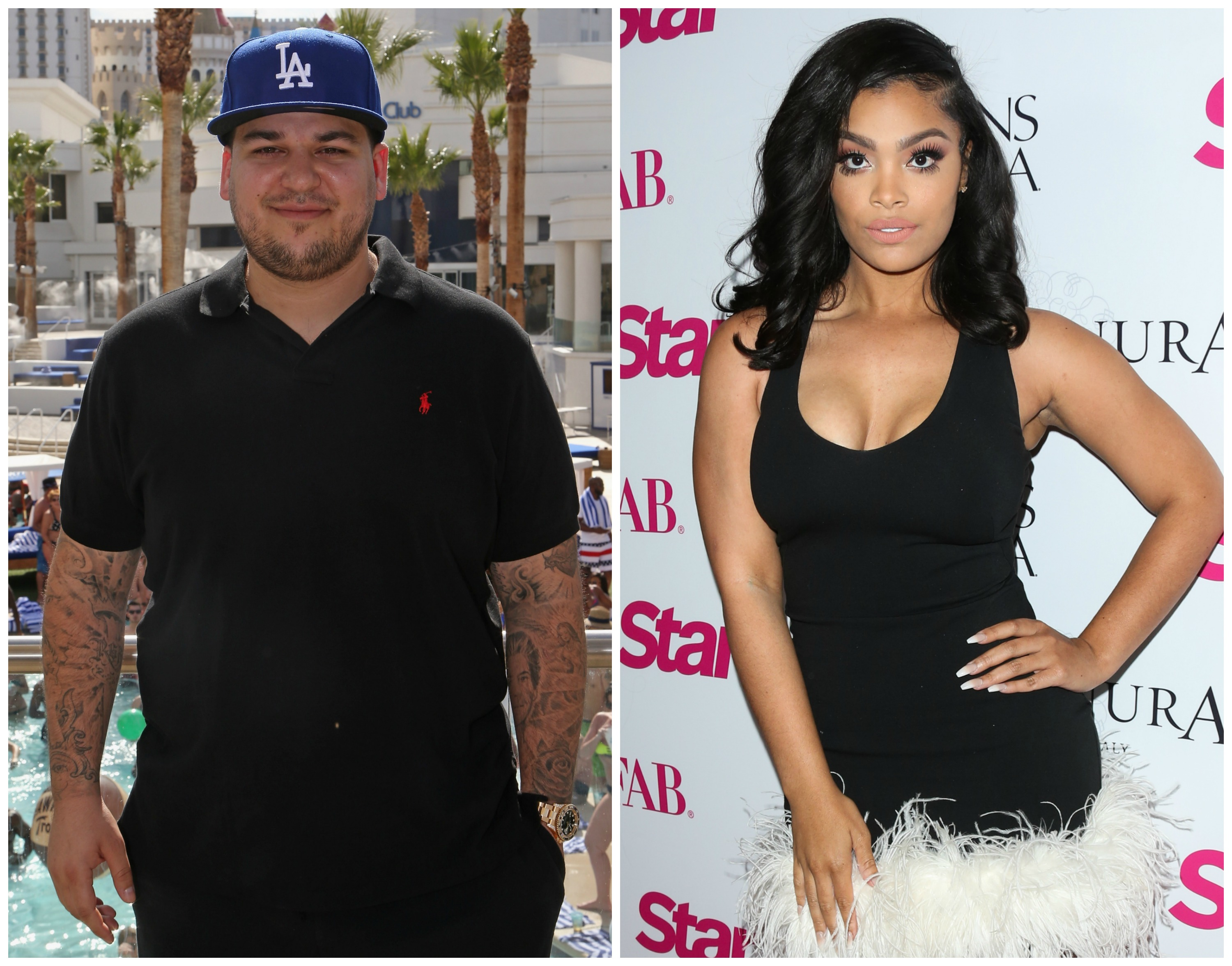 ff0ff72cb7d Rob Kardashian Breaks His Silence About His New Relationship With Mehgan  James