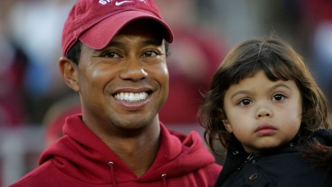 Who Is Sam Alexis Woods? Meet Tiger Woods' Daughter 2017