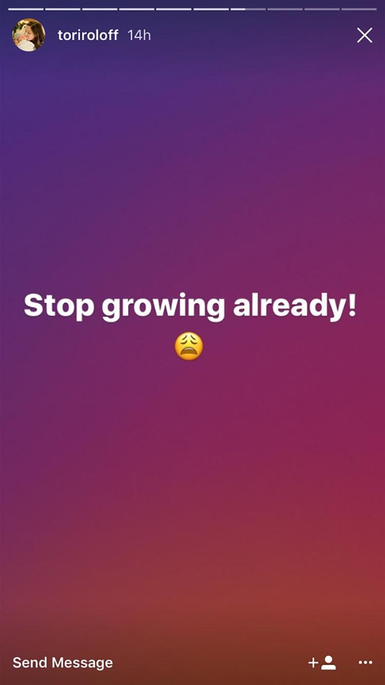 tori roloff instagram