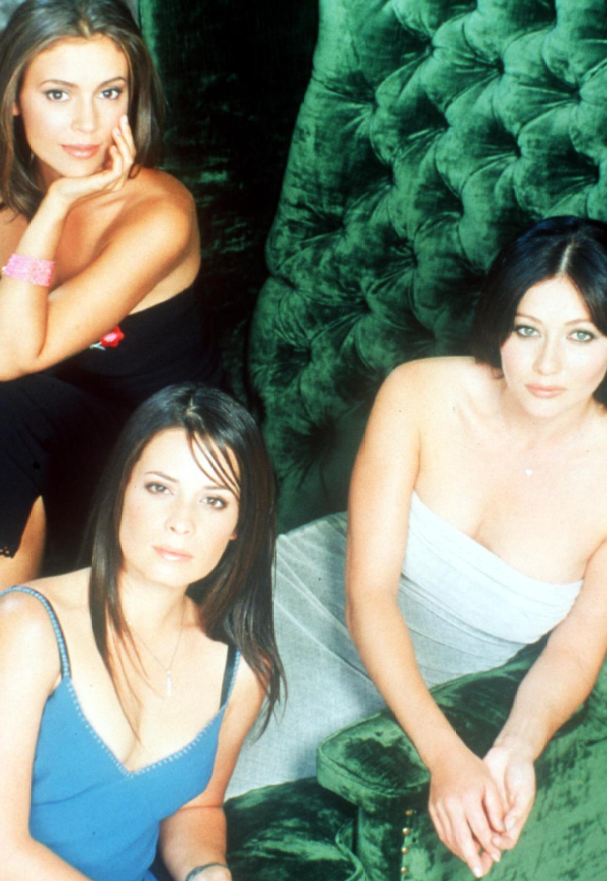 charmed getty images