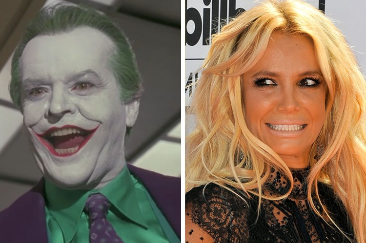 "Celebrities With Botox Face — or Should We Say, Erm, ""Joker Face"""