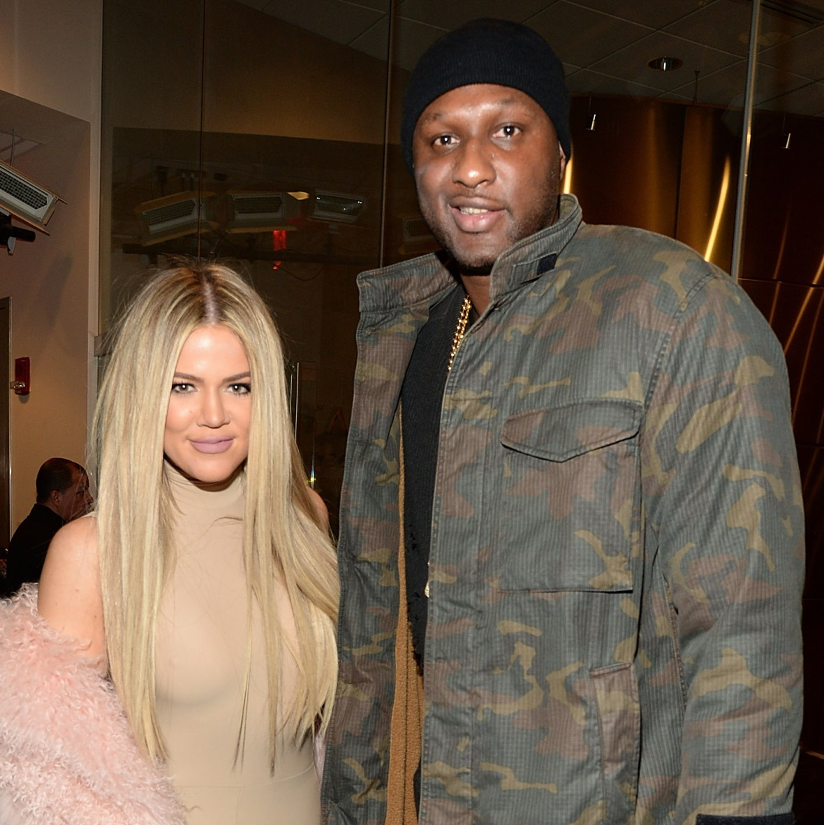 khloé kardashian lamar odom getty images